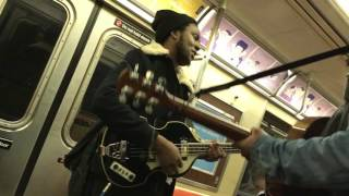 Subway Beatles duo - Rah & Amiri Taylor (Blac Rabbit)