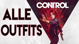 Control Guide - So bekommt ihr Alle Outfits und so sehen sie aus