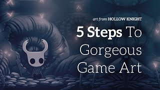 5 Steps To Making A Gorgeous 2D Game