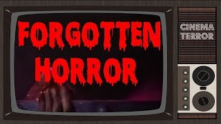 Forgotten Horror: 10 Horror Movies Not On DVDBlu Ray