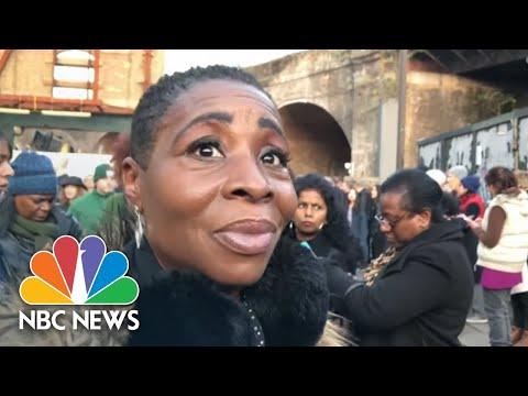 Witnesses Describe London Bridge Terrorist Attack   NBC News