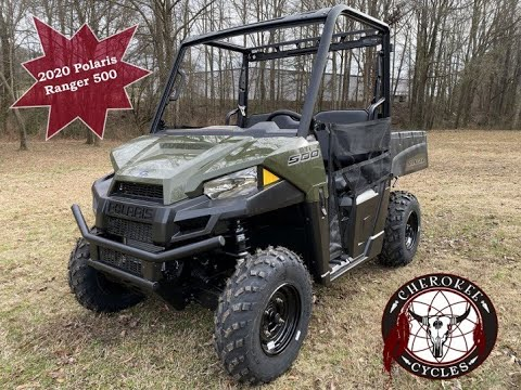 2020 Polaris Ranger 500 in Greer, South Carolina - Video 1