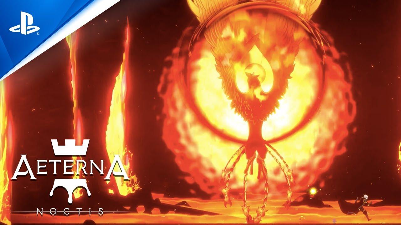 Todos los trailers de Aeterna Noctis | La creación del mundo, entrevistas con sus creadores y más