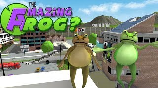 The Amazing Frog? 🐸 / Eaten By Sharks / Crashing the Blimp / Opening the City Walls / Episode #1