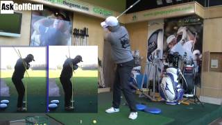 How To Improve Your Club Path Golf Lesson