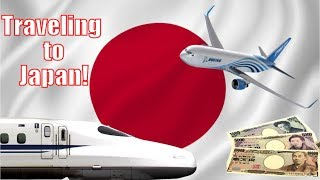 HOW EXPENSIVE IS TRAVELING TO JAPAN? (Cheap Travel Tips) - KidShoryuken