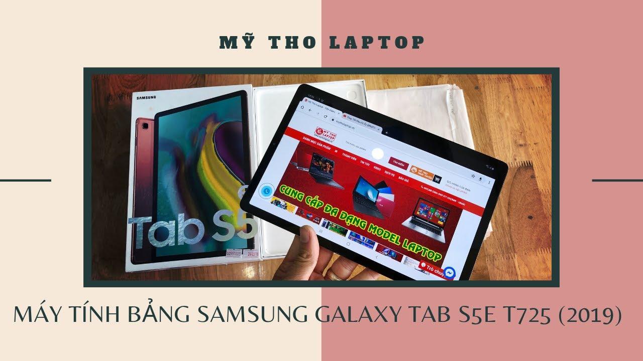 Samsung Galaxy Tab S5E T725 (2019) giảm 70% GIÁ MỚI