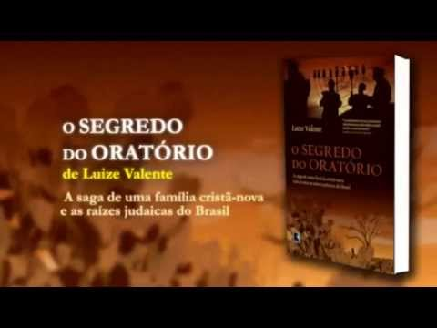 O SEGREDO DO ORATÓRIO, de Luize Valente | Book Trailer