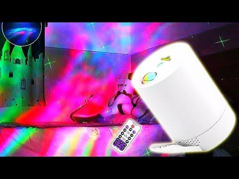 Лазерный RGB светодиодный проектор ESHINY B205N7 / ESHINY RGB Laser LED Projector