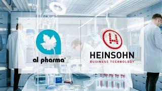 Caso de éxito Al Pharma: SAP Business One – Heinsohn