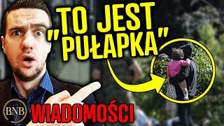 "I̲m̲i̲g̲r̲a̲n̲c̲i̲ UCIEKAJĄ z Polski! ""Zostaliśmy O̲S̲Z̲U̲K̲A̲N̲I̲"" | WIADOMOŚCI"
