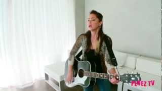 """KT Tunstall - """"Madame Trudeaux"""" & """"Patience"""" (Perez Hilton Acoustic Performance)"""