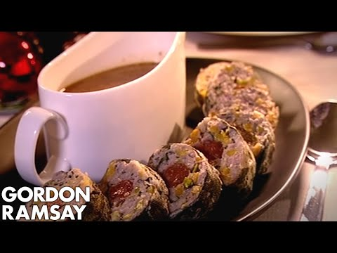 Gordon Ramsay's Christmas | 3 Dishes to Prepare in Advance