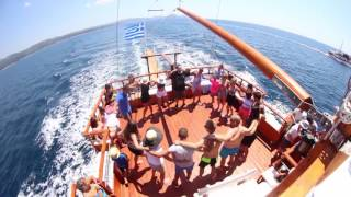 Toroneos Cruise from Neos Marmaras