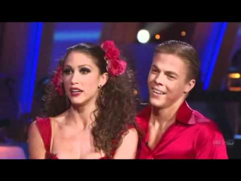 Dancing with the stars val and elizabeth hookup scandal!