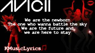 Avicii - Silhouettes (Official Lyrics Video)