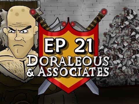Brána do Starého světa - Doraleous a společníci (S01E21)