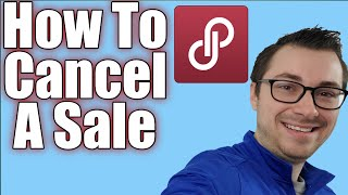 How To Cancel A Sale On Poshmark