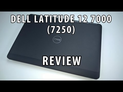 Dell Latitude 12 7000 (E7250) Review | Premium = Flawless?