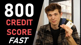 How I Got My Credit Score From 0 To 800 (Fix Bad Credit)