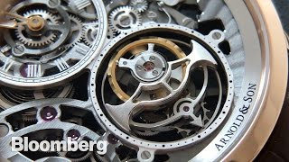 The Painstaking Art of Luxury Watchmaking