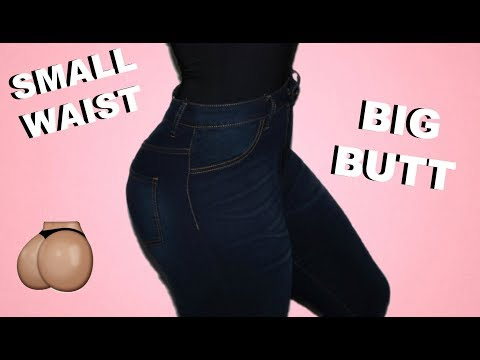 Jeans that Make Your Butt Look Big & Waist Small | Fashion Nova