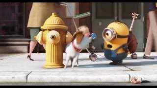MINIONS MOST FUNNY MOMENTS 2016 (HD)