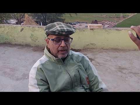 Interview of Pramod Moutho    Movie Ishaknama    Director Aarun Nagar Gurjar   