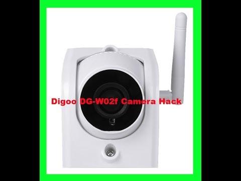 Digoo DG-W02f Camera RTSP Hack