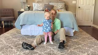 #97 Teach your Child to Stand on Her Own: Exercises for a Baby with Low Tone
