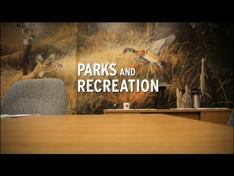Video trailer för Parks and Recreation Opening Theme Credits (Extended)