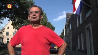 Brabant Rouwt, In Breda Heeft Een Man Zijn Vlag Halfstok Hangen Vanwege Vliegramp Oekraïne