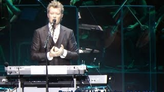 a-ha live - The Swing of Things (High Quality Mp3), Royal Albert Hall, London 08-10-2010