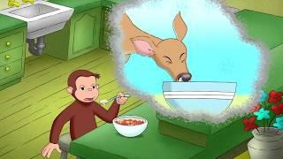Oh Deer 🐵Curious George 🐵 Kids Cartoon🐵Kids Movies🐵Videos For Kids