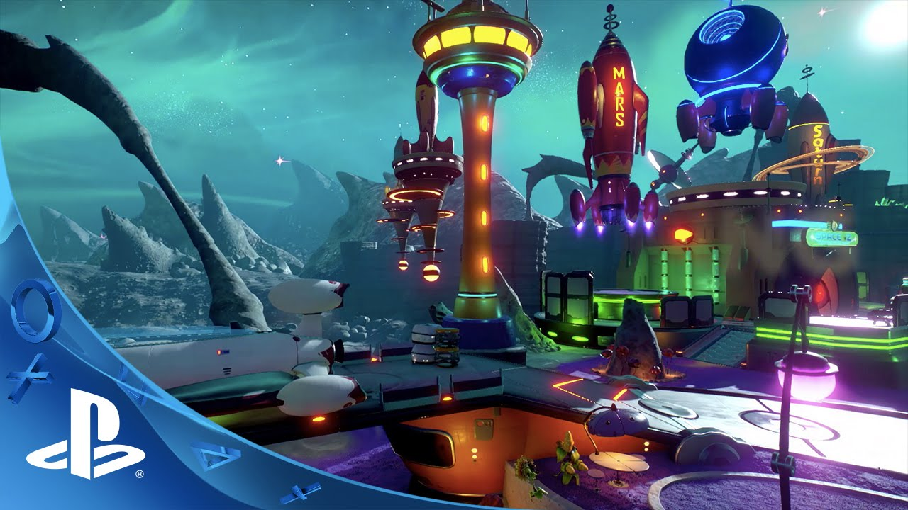 See the 12 New Maps in Plants vs. Zombies Garden Warfare 2