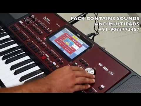 Download Korg Pa 700 Indian Styles Video 3GP Mp4 FLV HD Mp3 Download