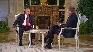 Владимир Путин. Большое интервью. Часть 3