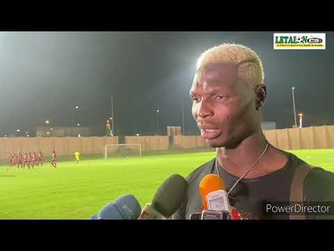 CHAN 2021 : Aristide Bancé motive les Etalons avant le match contre le Zimbabwe