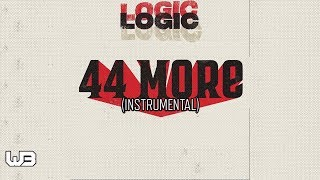 Logic   44 More (Instrumental) (Full Beat)