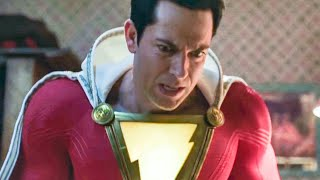 Crazy Wizard Did This To Me Scene - SHAZAM! (2019) Movie Clip