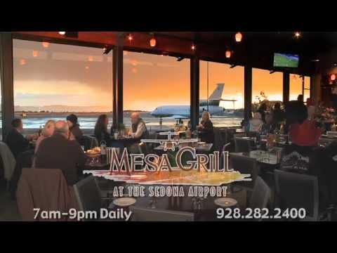 Video Mesa Grill at the Sedona Airport Commercial