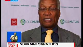 Ndakaini half marathon race preps are underway