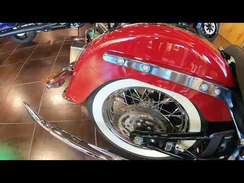 2020 Harley-Davidson Softail Deluxe FLDE,