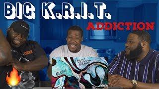 BIG K.R.I.T. | ADDICTION | FT. LIL WAYNE & SAWEETIE | REACTION