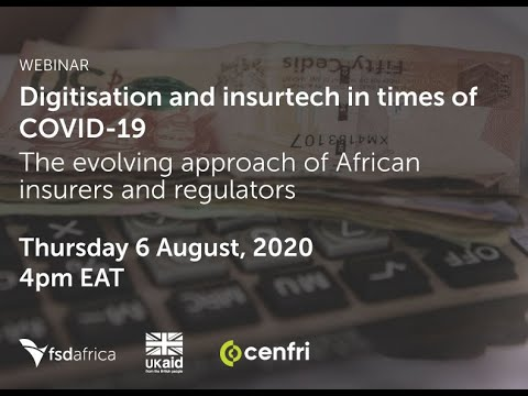 VIDEO: Insurers reacting fast as Covid-19 hits insurance sales hard