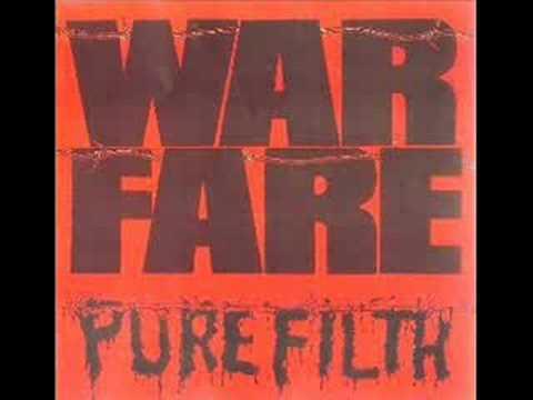 Warfare - New Age of Total Warfare online metal music video by WARFARE