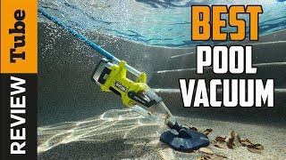✅ Pool Vacuum: Best Pool Vacuum Cleaners in 2020 (Buying Guide)