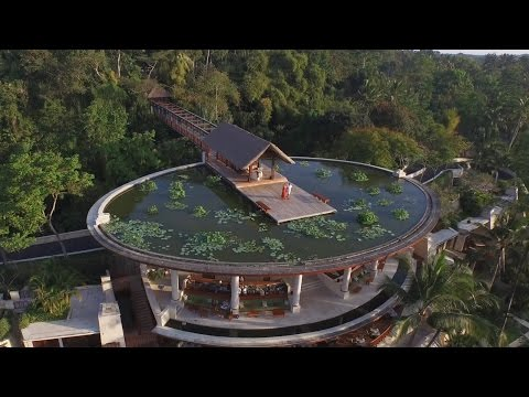 Four Seasons Bali at Sayan - A Luxury Resort In Paradise