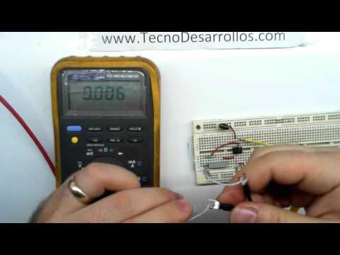 Termometro con termopar Parte 1