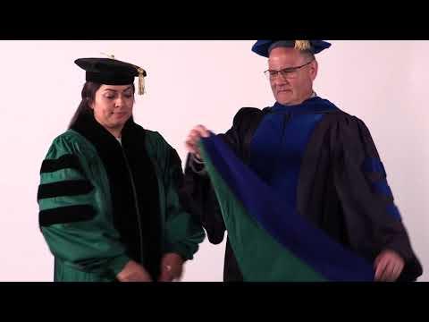 How to Hood Your UNT Graduate